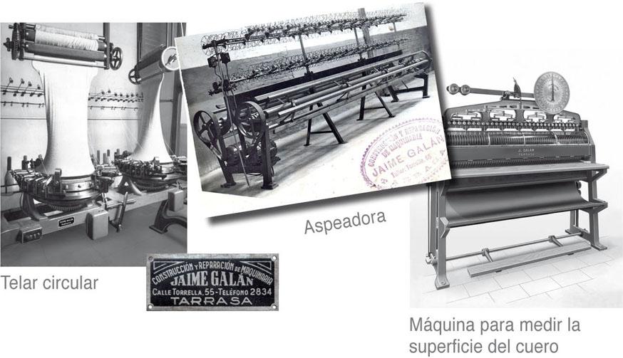 maquinas modulares reunidoras